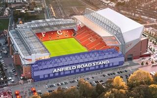 Liverpool: Anfield osiągnie 61 tysięcy w 2021 roku?