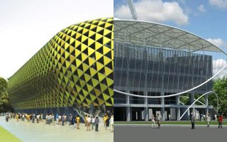 Katowice: Projektowali dwa stadiony, uda się za trzecim?