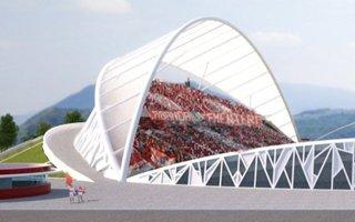 Nowy projekt: Estadio Nicolás Chahuán Nazar