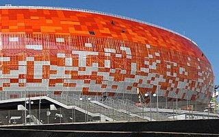 Rosja 2018: Przedostatni stadion gotowy do gry
