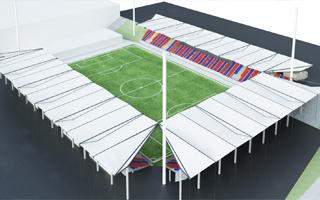 Bytom: Za 2 miesiące koncepcja, w 2020 gotowy stadion