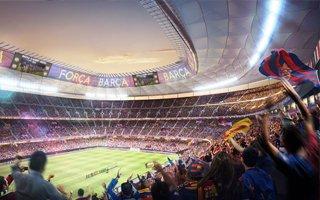 Barcelona: Czas na zielone światło dla Camp Nou