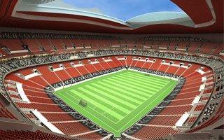 Katar 2022: Większość mundialowych stadionów z polskimi krzesełkami