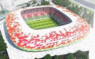 Białoruś: Wciąż nie wiadomo, co z drugim stadionem narodowym