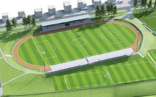 Busko-Zdrój: Jest wykonawca przebudowy stadionu miejskiego