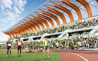 Nowy projekt: To będzie najlepszy stadion lekkoatletyczny świata?