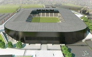 Szczecin: Duże zmiany w stadionie dla Pogoni
