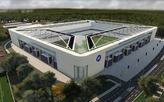 Niemcy: Stadion w Karlsruhe droższy i później przez... II wojnę światową