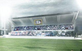 Niemcy: Nowa trybuna zwiastuje stadion w Kilonii