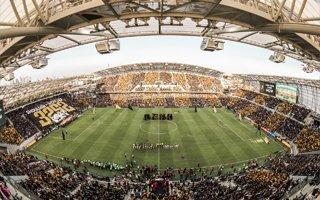 Nowy stadion: Udany debiut Banc of California Stadium