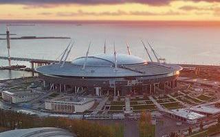 Sankt Petersburg: Samorząd pozywa kolejnego wykonawcę Zenit Areny
