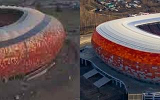 RPA: Plagiat stadionu przez Rosjan? Nie, bez przesady