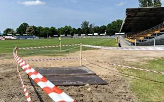 Elbląg: Ruszyły prace nad oświetleniem dla Olimpii
