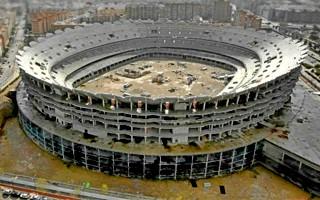 Walencja: Valencia zatrudnia partnera, by ruszyć ze stadionem
