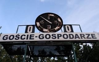 Katowice: Słynny zegar znika ze stadionu GKS-u