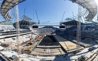 Londyn: Tottenham zadowolony z testów, termin otwarcia wciąż aktualny