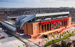 Liverpool: Anfield zapewni kibicom łączność 4G