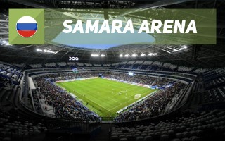 Nowy stadion: Samara Arena