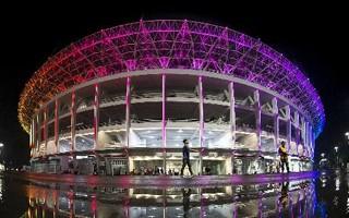 Dżakarta: Kończy się wielka modernizacja króla indonezyjskich stadionów