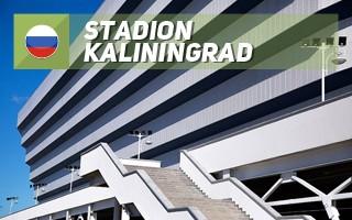 Nowy stadion: Efekt wieeelu zmian w Kaliningradzie