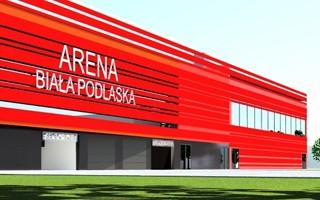 Biała Podlaska: Jest umowa, stadion oficjalnie w budowie