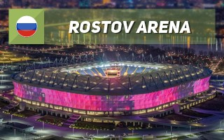 Nowy stadion: Rostov Arena