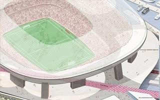 Rotterdam: Ekspert odradza Feyenoordowi budowę stadionu