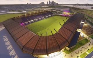 USA: Stadion w Louisville oficjalnie w budowie