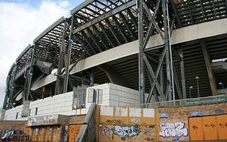 Neapol: Wielka... doraźna modernizacja San Paolo