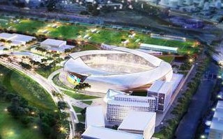 Miami: Beckham pokazał pierwsze wizualizacje stadionu