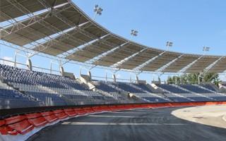 Łódź: Będzie zwarcie? Stadion Orła nie jest gotowy