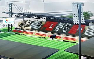 Warszawa: Nowy stadion Polonii ciut bliżej