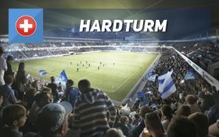 Nowy projekt: Czwarte podejście do Hardturm