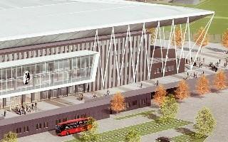 Fryburg: Stadion zatwierdzony, budowa w 2019