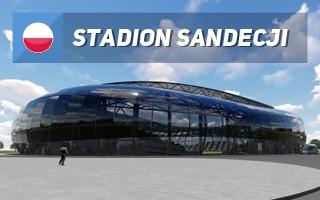 Nowy projekt: Gdyby tylko tak wyglądał stadion w Nowym Sączu...