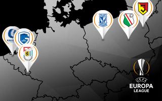Liga Europy: Trójka została, wszyscy na Benelux!