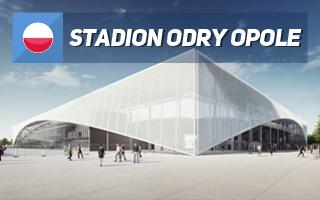 Opole: Oto nowy stadion Odry!