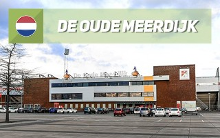 Nowy stadion: De Oude Meerdijk