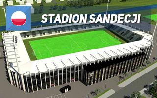 Nowy projekt: Taki ma być stadion Sandecji