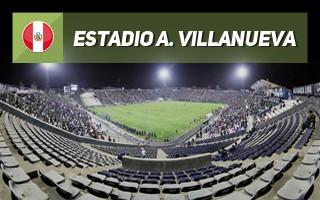 Nowy stadion: Estadio Alejandro Villanueva