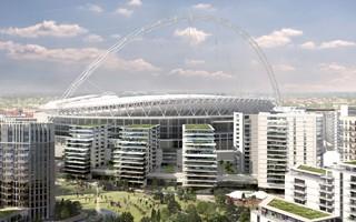 Londyn: Okolica Wembley zmienia się w wielkie osiedle