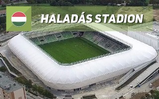 Nowy stadion:  Haladás Sportkomplexum