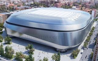 Madryt: Kredyt zatwierdzony, budowa Bernabeu od 2019