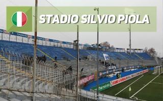 Nowy stadion: Stadio Silvio Piola w Novarze