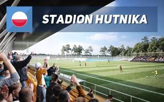 Nowy projekt: Drugie życie dla Stadionu Hutnika Warszawa