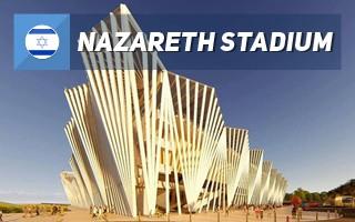 Nowy projekt: Piłkarska perełka Nazaretu