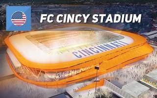 Nowy projekt: Druga wizja dla FC Cincinnati