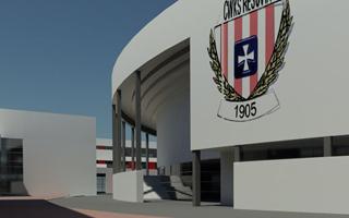 Rzeszów: Halę zaczęli, na stadion Resovii czekają