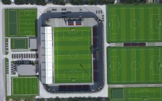 Częstochowa: Pierwsze miliony na stadion Rakowa