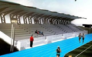 Chełm: Tak ma wyglądać przebudowany stadion Chełmianki